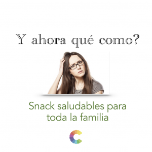 Snacks y Colaciones