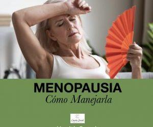 PASOS PARA MANEJAR LA MENOPAUSIA